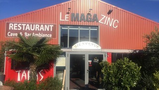 "Bar-restaurant ""Le Magazinc"" - Niort"